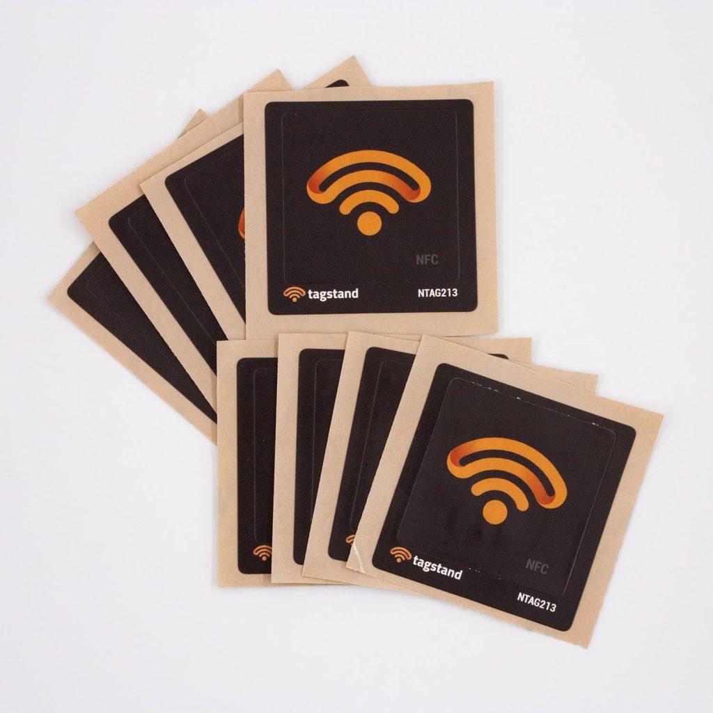 NFC-tagstand