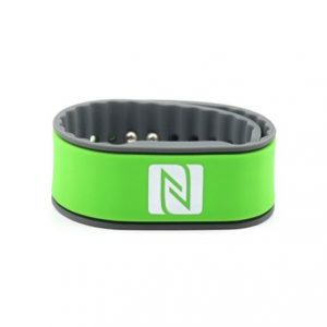 NFC Band Green